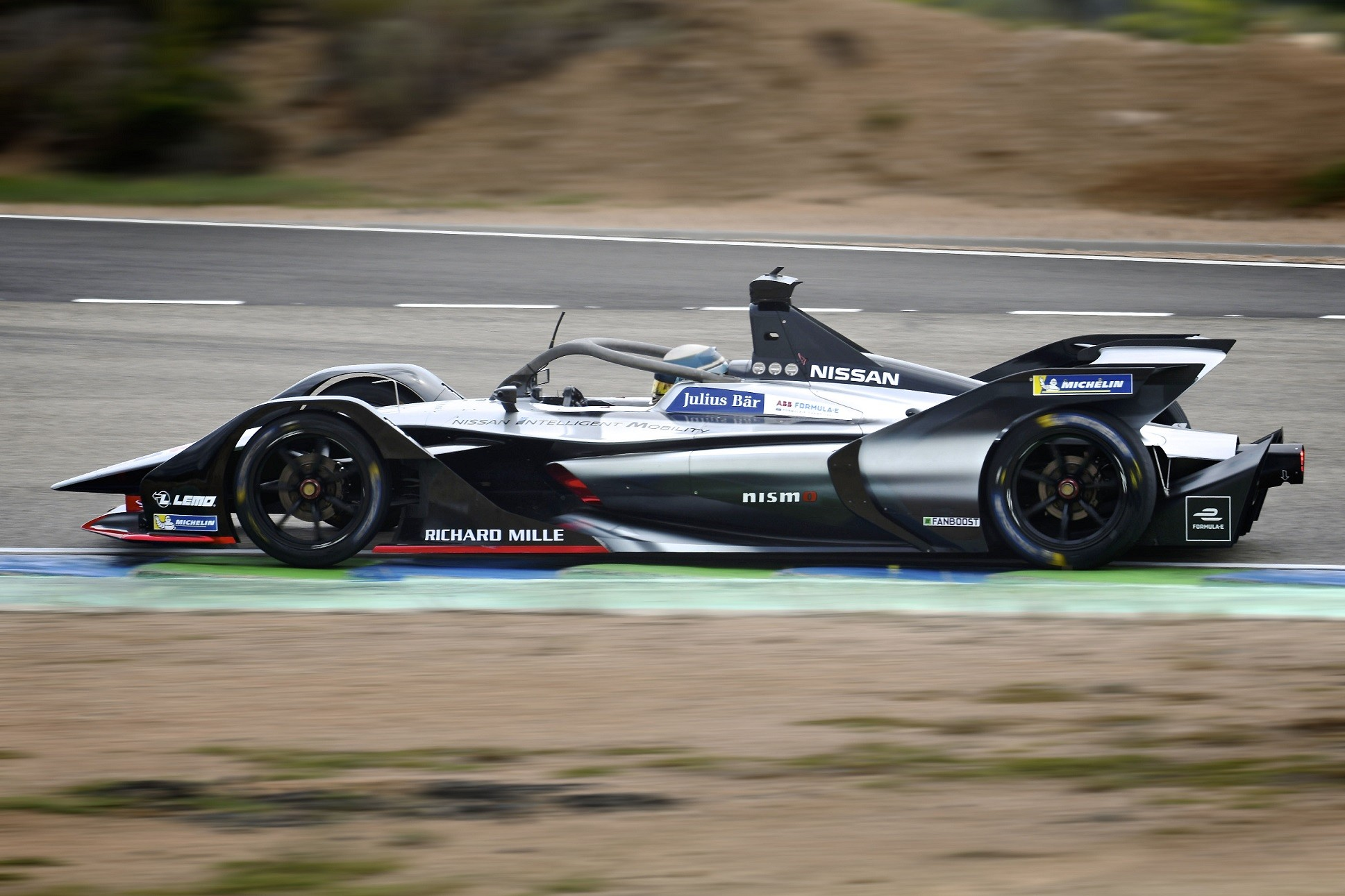 Nissan has kicked off its testing program in preparation for its debut in the ABB FIA Formula E Championship which begins in December 2018.