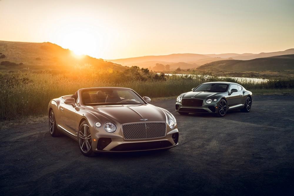 Bentley Continental GT V8 Photo: James Lipman / jameslipman.com