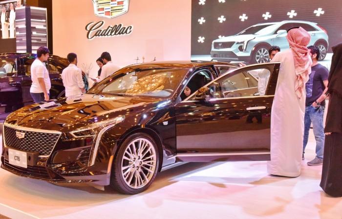 7d370dd7c الجميح للسيارات تكشف عن جديد سيارات كاديلاك الفاخرة